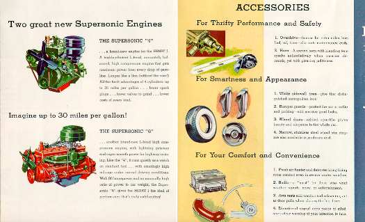 engines and accessories